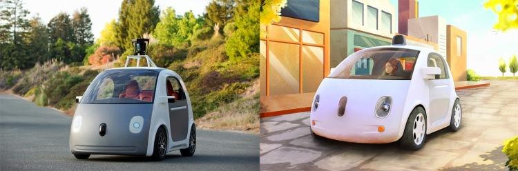 google self driving car ©theinquirer.net