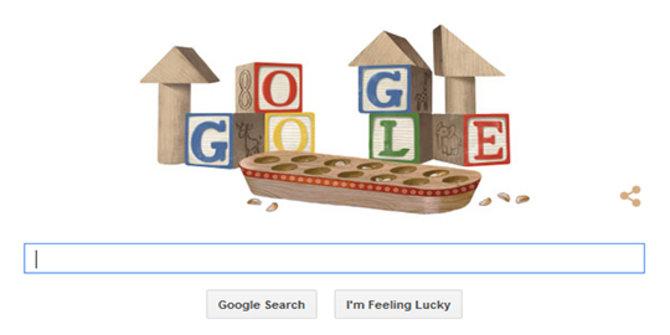 Google Doodle. ©Merdeka.com
