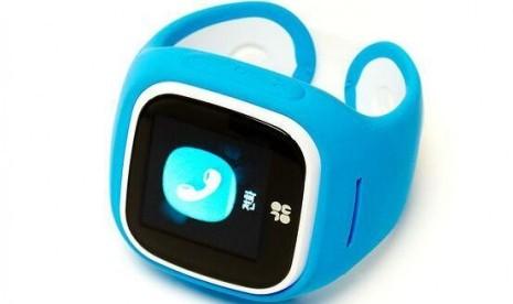 Jam pintar atau smartwatch yang khusus dirancang untuk anak-anak  © twimg.com