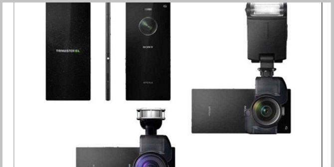 Sony Xperia Z3X. ©Ubergizmo