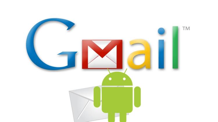 ilstrasi Gmail Android ©sitesgadget