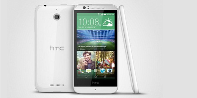 HTC Desire 510. ©HTC