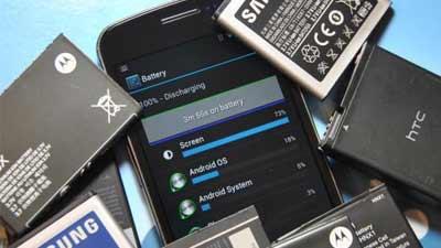 Baterai smartphone. ©tahupedia