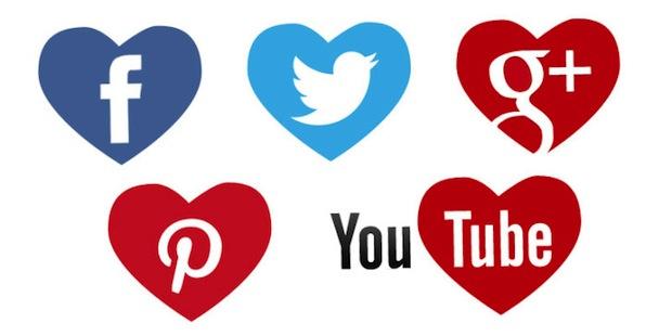 Love-Social-Media