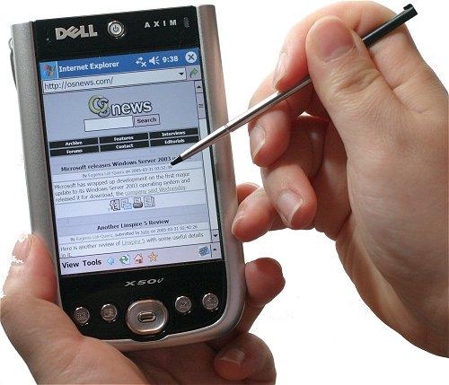 Personal Digital Assistant (PDA)
