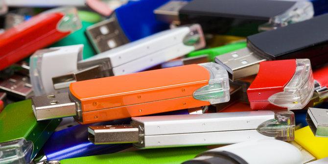 flash disk. ©shutterstock